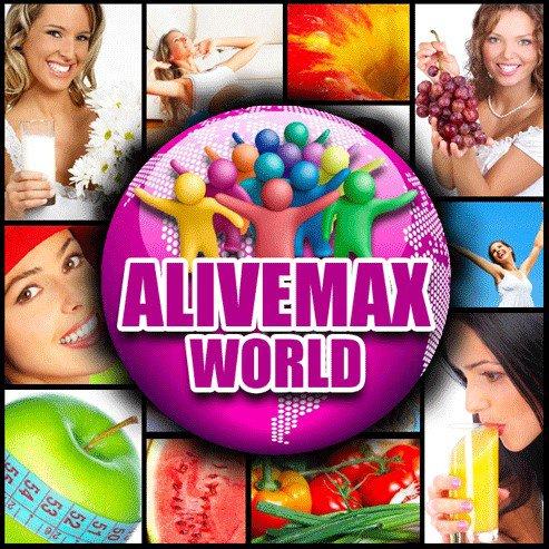 Alivemax purkštukai